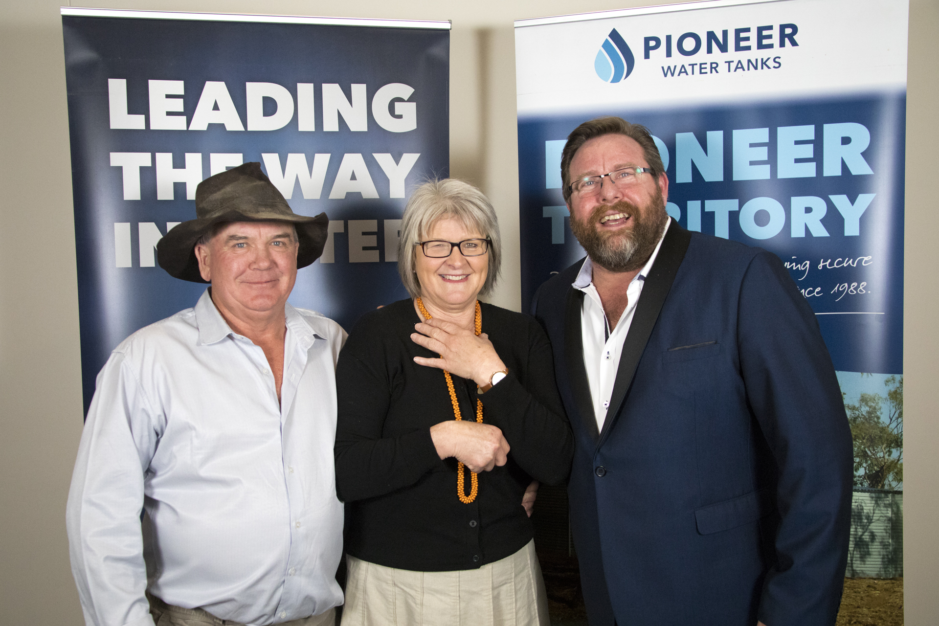 pioneer water tanks conference